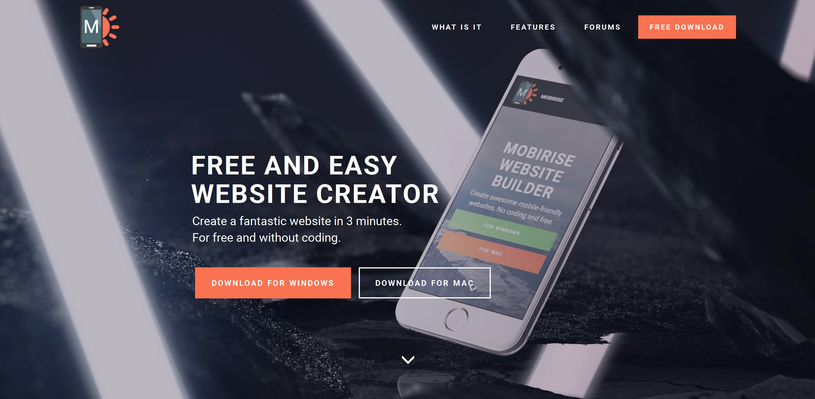 Responsive Easy Website Builder Review