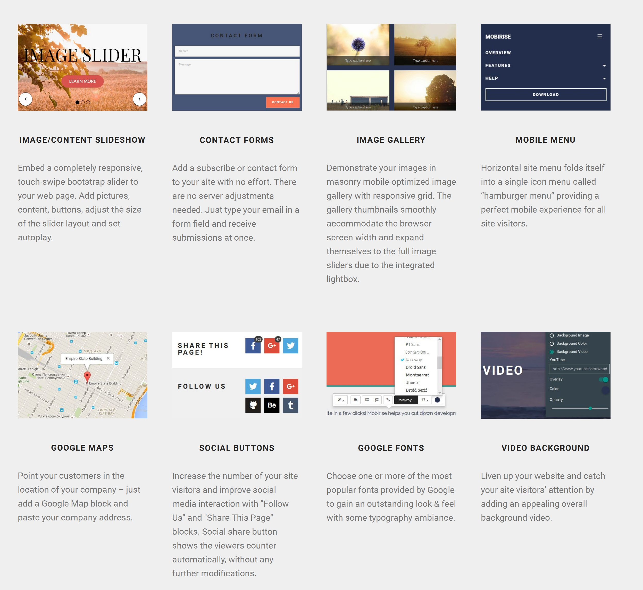 Free And Easy Website Builder