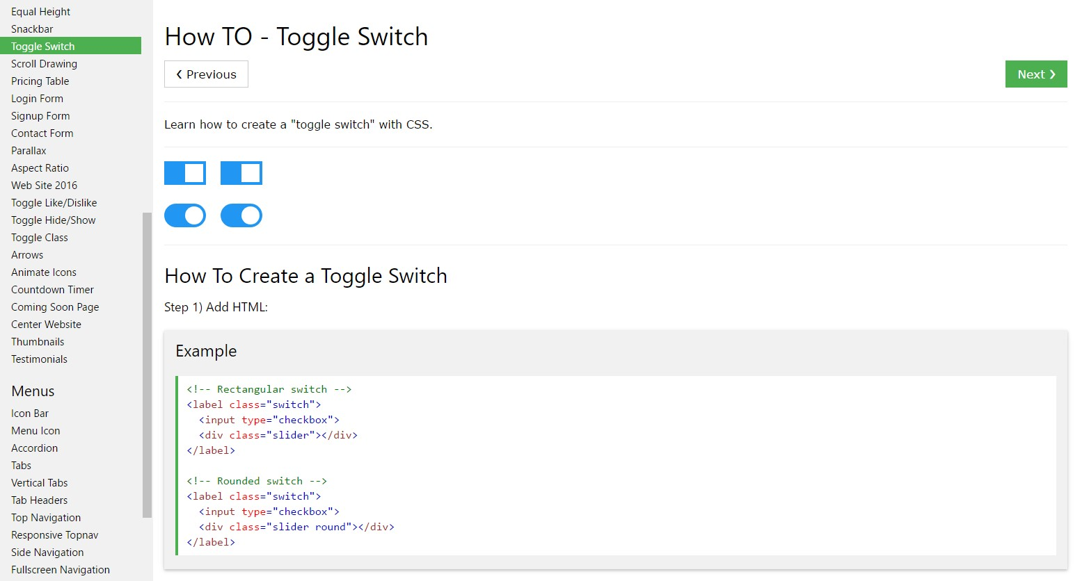 Bootstrap Switch Value