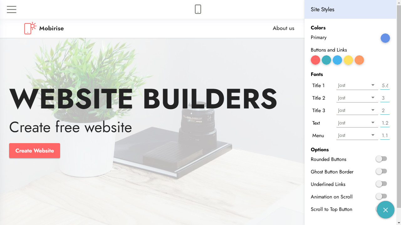 how to design a website from sctratch